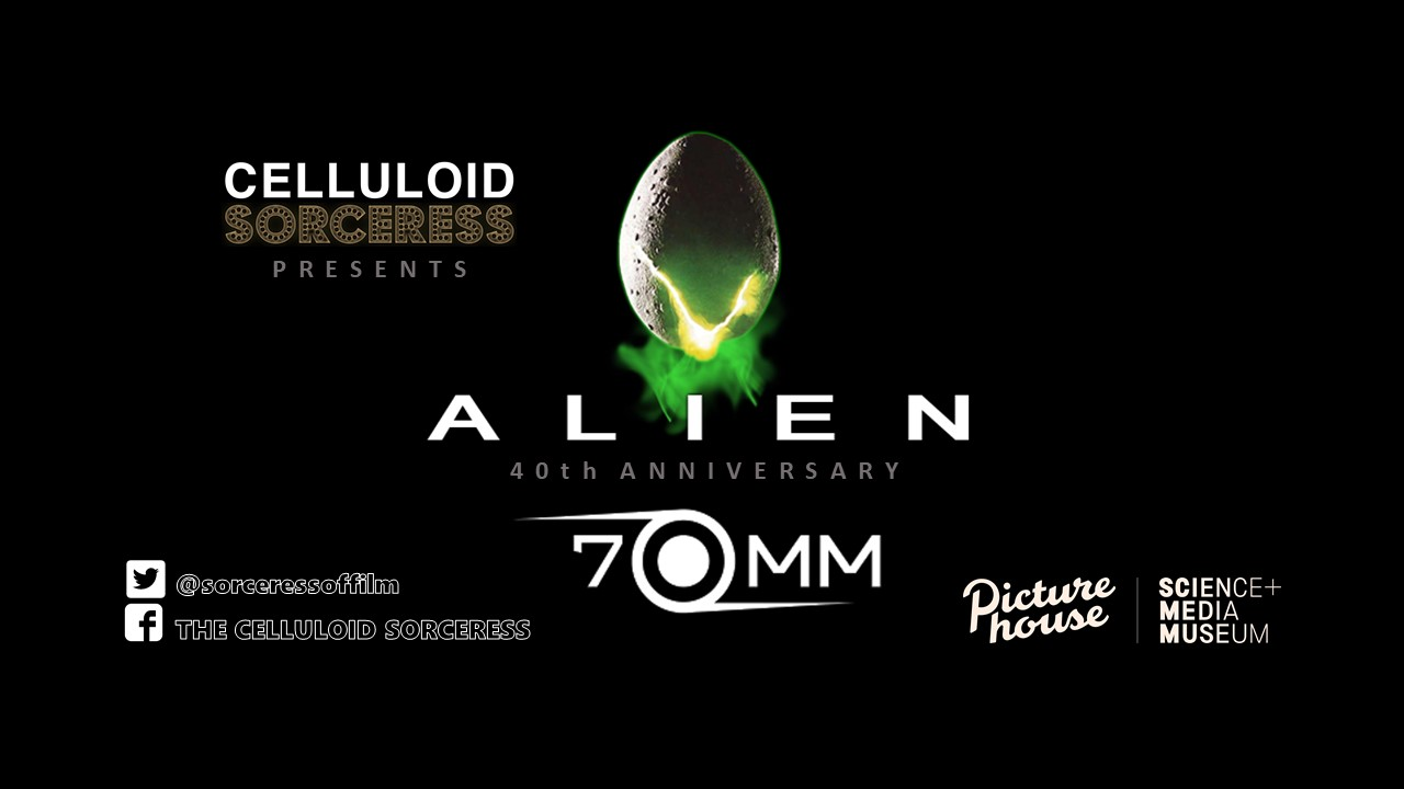 Alien - Holding Slide 235