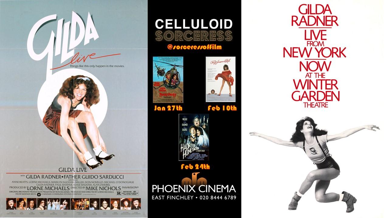 Gilda Live - Holding Slide