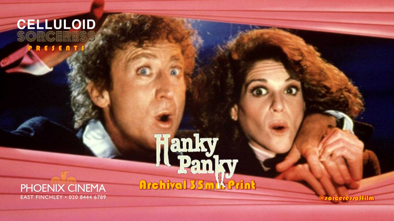 Hanky Panky - Holding Slide