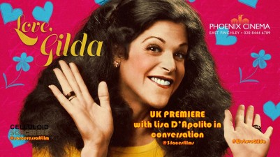 Love Gilda - Holding Slide