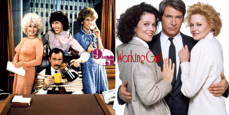 9 to 5 & Working Girl
