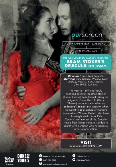 Ourscreen A4 poster