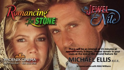 Romancing The Stone - Holding Card