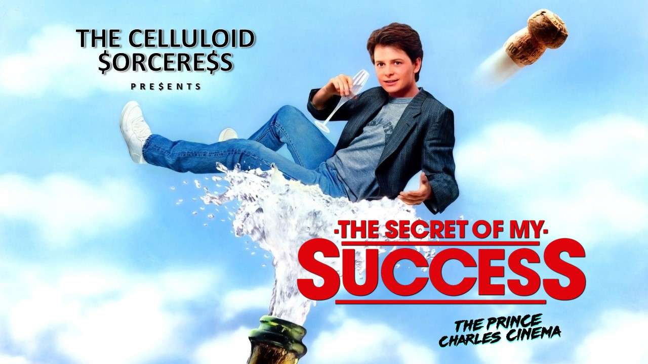 Secret Of My Success - Holding Card
