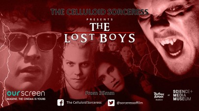 The Lost Boys - Holding Card (Bradford)
