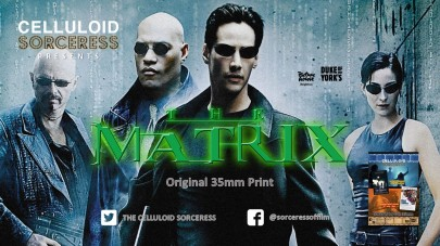 The Matrix - Holding Card